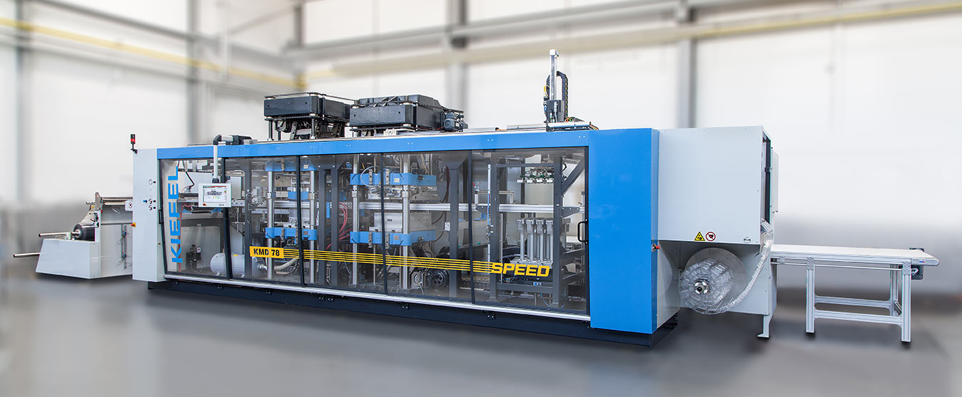 Kiefel-KMD-78 machine